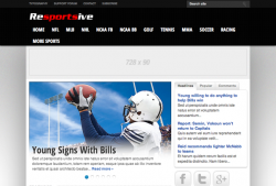 Resportsive - Responsive Sports News Theme - Premium wordpress themes|Sports