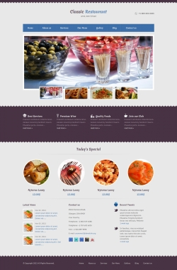 Restaurant - Premium wordpress themes|Restaurant