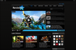 ReviewIt: Review WordPress & BuddyPress Theme - Gaming|Ecommerce>WooCommerce