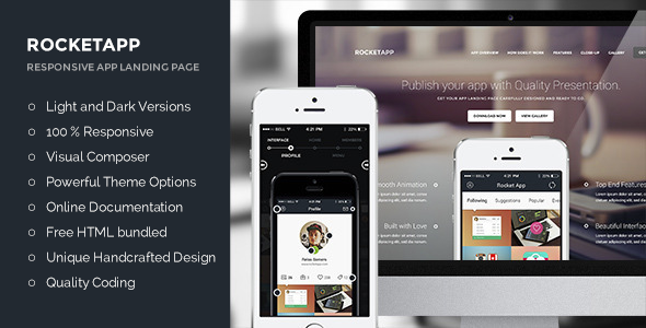 - App|Premium wordpress themes