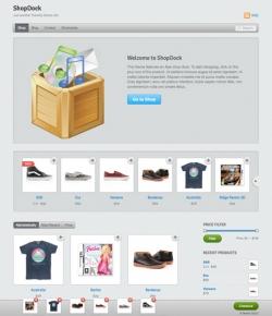 ShopDock WordPress WooCommerce Theme - Ecommerce>WooCommerce