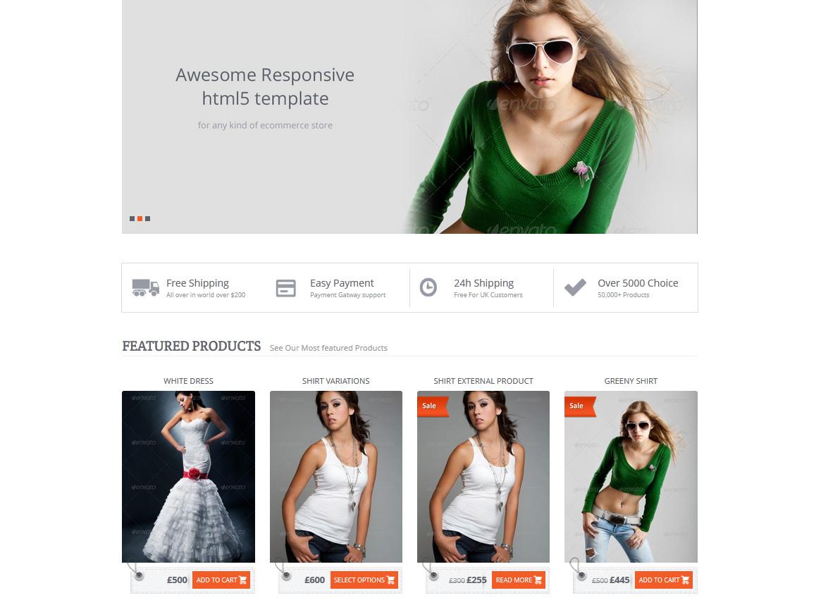 Simpleone-Responsive Multi-Purpose WordPress Theme - Ecommerce|Premium wordpress themes