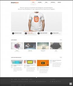 SmartStart WP - Responsive HTML5 Theme - Creative Premium wordpress themes