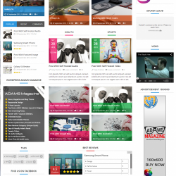 Steam - Responsive Retina Review Magazine Theme - Gaming|Magazine|Review