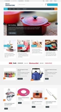 Superstore WooCommerce Theme - Ecommerce>WooCommerce