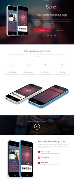 - App|Premium wordpress themes
