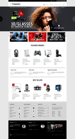 TechGoStore - WooCommerce WordPress Theme - Ecommerce>WooCommerce