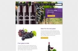 The Vineyard: A WordPress eCommerce Theme - Ecommerce>Cart66