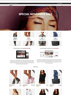 Tyrion - Flexible Parallax e-Commerce Theme - Ecommerce>WooCommerce