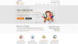 U-Design WordPress Theme - Business