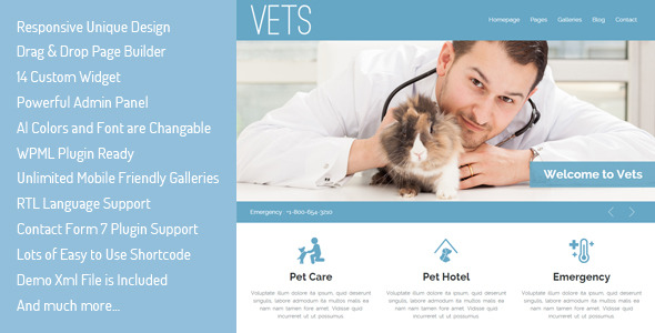 - Health and Care|Premium wordpress themes