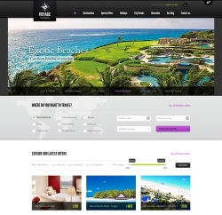 Voyage WordPress Travel Theme - Travel