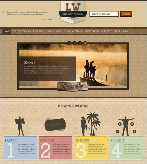 World - Responsive Travel Woo Commerce Theme - Hotel|Travel