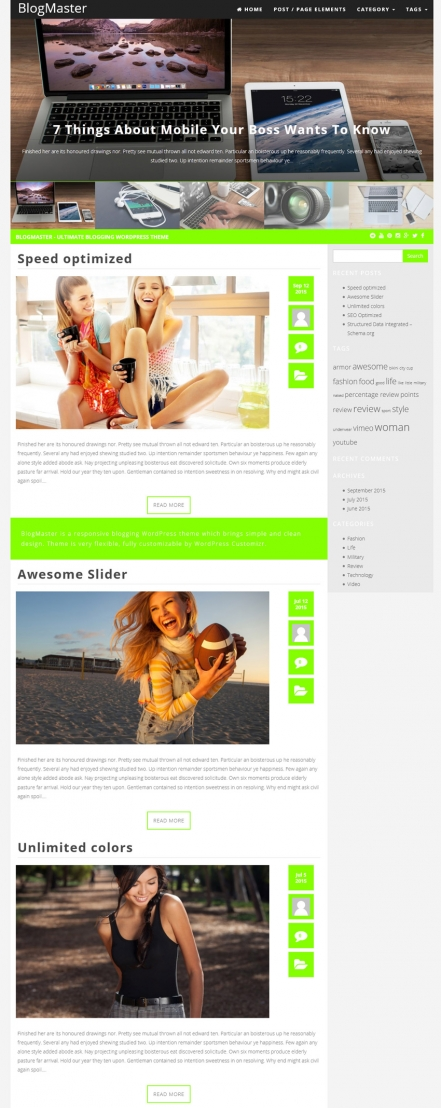BlogMaster PRO