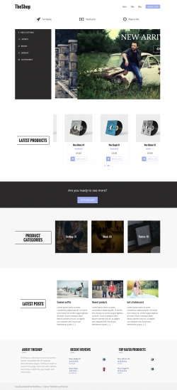 Top WordPress Themes with google fonts feature - Themes4WP