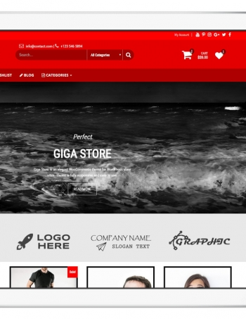 MaxStore - Free WooCommerce WordPress Theme - Themes4WP