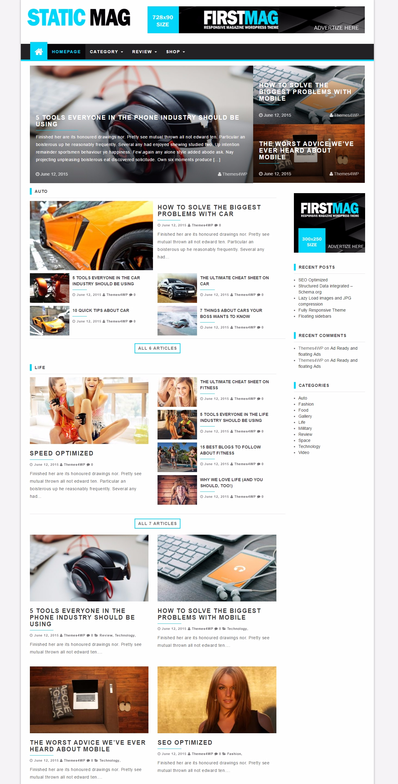 Top WordPress Themes with child theme ready feature - Themes4WP
