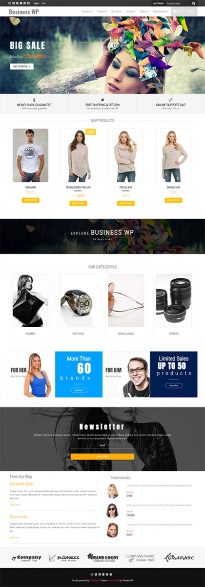 Business WP