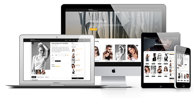 Bulk Shop Free WooCommerce Theme for WordPress