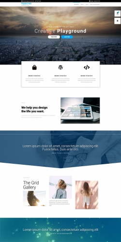 employment agency wordpress theme